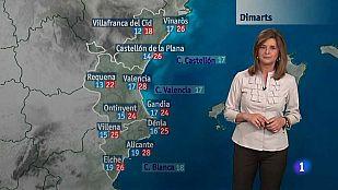 El tiempo en la Comunidad Valenciana - 04/05/15