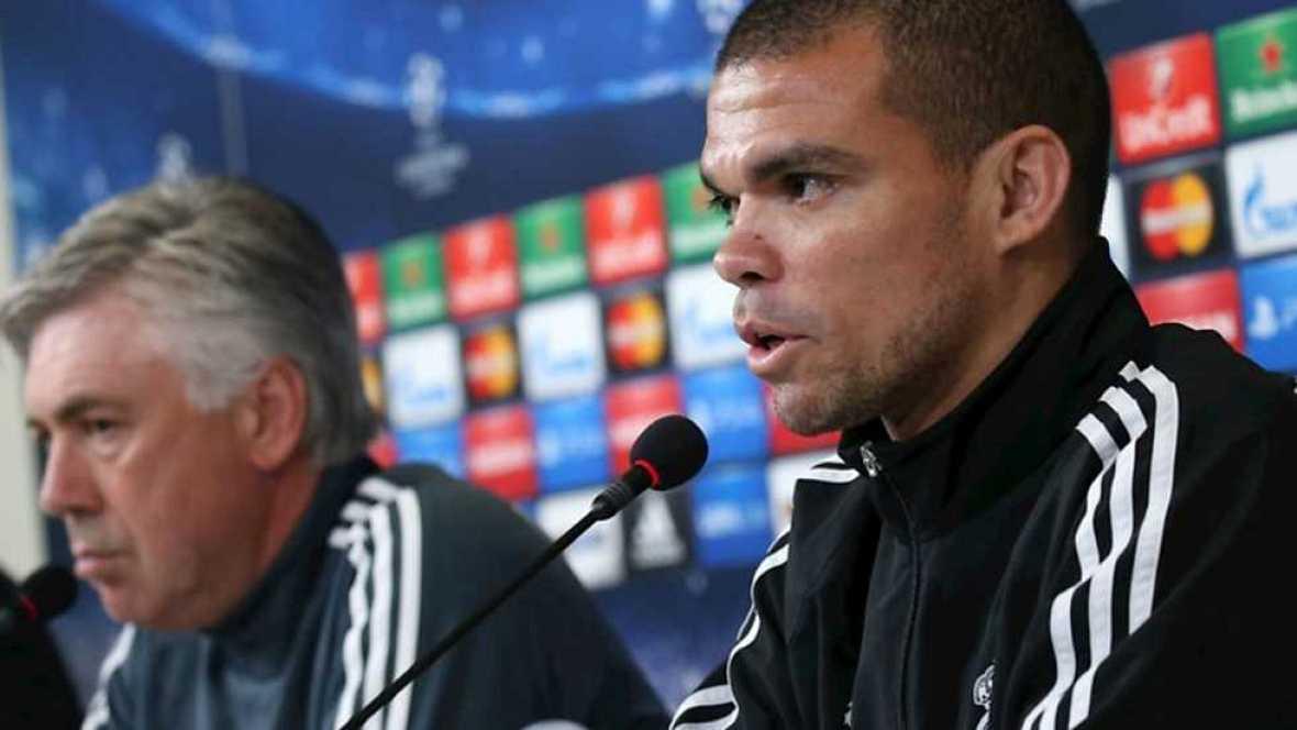 Champions League - Rueda de prensa del Real Madrid - Ver ahora