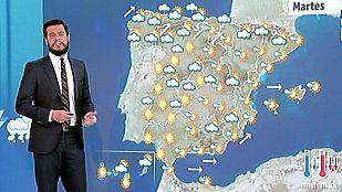 Bajan las temperaturas en centro y norte peninsular