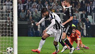 El Madrid sucumbe en Turín
