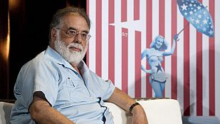 Coppola galardonado con el Premio Princesa de Asturias de las Artes 2015