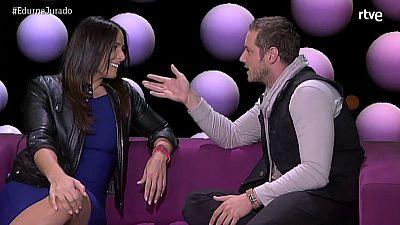 Edurnevision 2015 - Programa 3: Entrevista con Rosa L�pez y Dani Diges