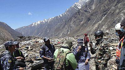 Los españoles sin localizar en Nepal se reducen a un grupo de seis en el valle de Langtang