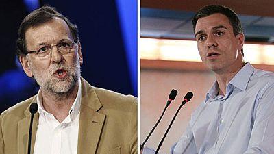 El PP ganaría las elecciones generales a 1,3 puntos del PSOE según el barómetro del CIS