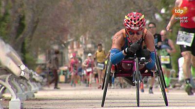 Triatlón -  Mujer y deporte. Programa 1 - ver ahora