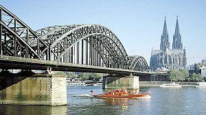 Grandes viajes ferroviarios continentales: De Berlín al Rin