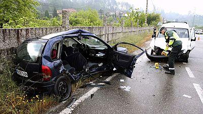 Un 39% de los fallecidos en carretera en 2014 dio positivo en drogas o alcohol