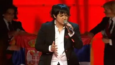 Final de Eurovisi�n 2007