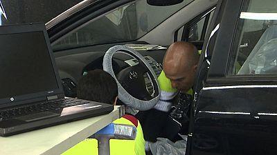Un juez investiga las causas de un accidente de tráfico con los datos de un dispositivo