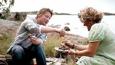 Documentales culturales - Las escapadas gastron�micas de Jamie: Estocolmo - Ver ahora