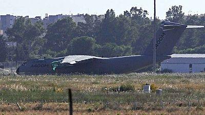Crisis en Airbus por el accidente de Sevilla