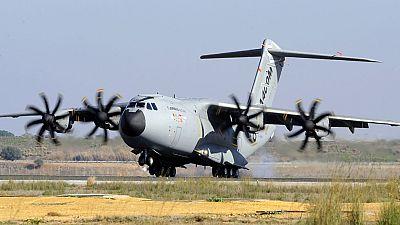 El Airbus A400M suma 174 pedidos de los cuales 12 ya están operativos