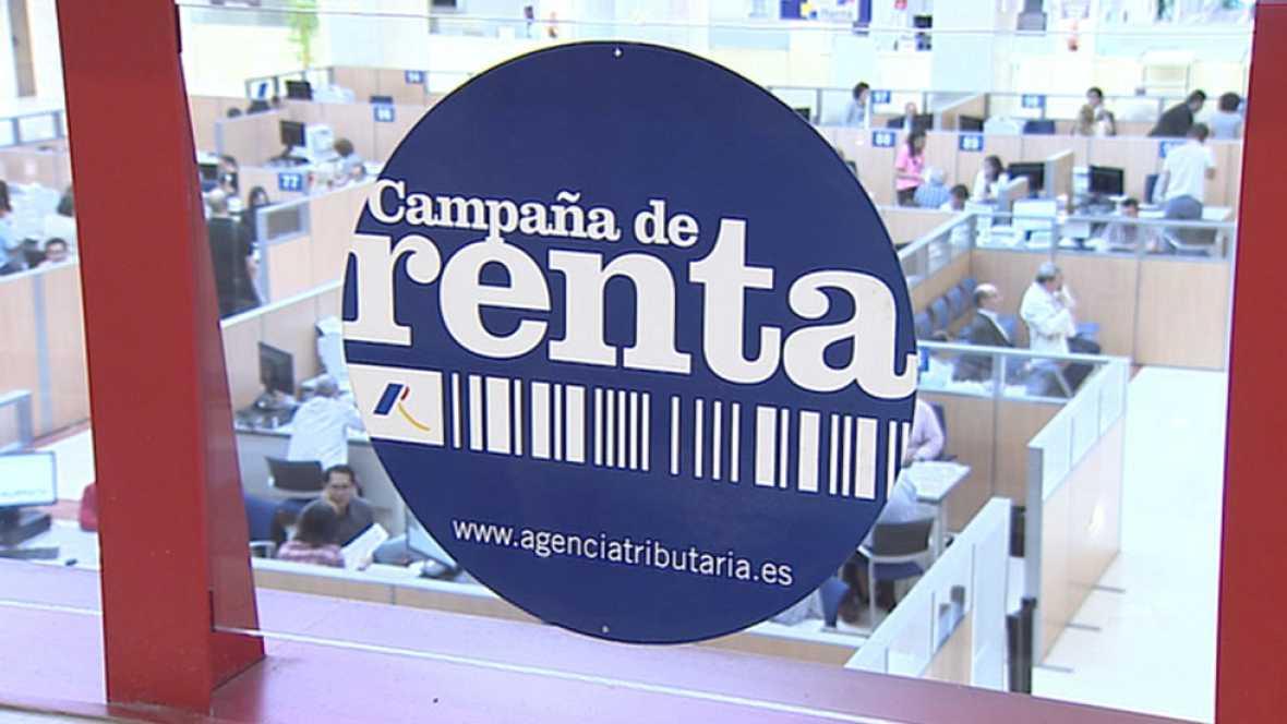 Desde este lunes se puede presentar en las oficinas de for Oficinas de hacienda en madrid