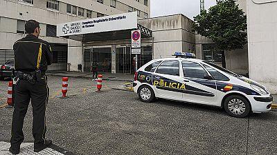 Apoyo a la juez que no pidió detener al hombre que luego mató a su mujer en un hospital de Ourense