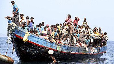 La diáspora de los musulmanes birmanos