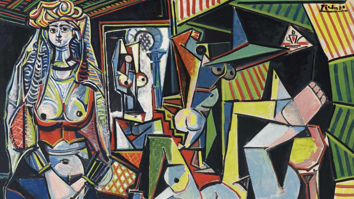Subastan 'Las mujeres de Argel', de Picasso, por casi 160 millones de euros