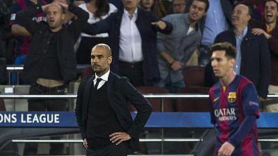 Son los grandes atractivos del cruce entre Bayern y Barcelona. Unidos fueron todo con el Barcelona y separados mantienen su ambición por el éxito.