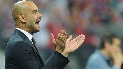 """Guardiola: """"Un equipo grande tiene que perder así"""""""