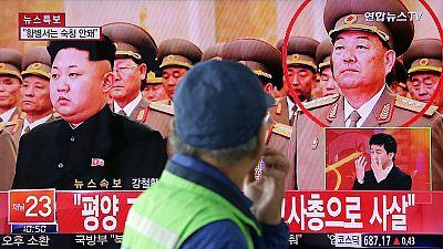 Corea del Norte ejecuta a su ministro de Defensa por traición