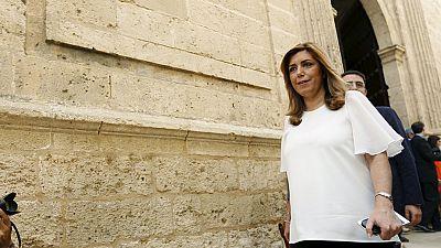 Susana Díaz no logra ser investida tras recibir por tercera vez el rechazo de 62 diputados