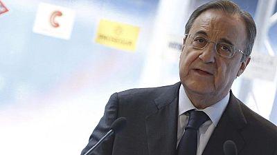 """Florentino Pérez: """"Ha sido una temporada dispar"""""""