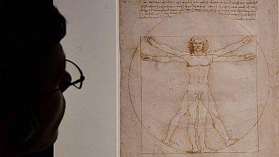 Milán acoge la mayor exposición de obras de Leonardo Da Vinci