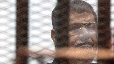 Egipto condena a muerte al expresidente Morsi