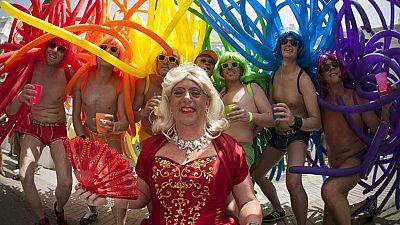 Acaba la gran fiesta del orgullo gay de Gran Canaria