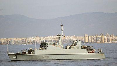 La Fuerza Marítima Europea cumple 20 años y lo celebra en Cartagena abriendo las puertas de sus buques