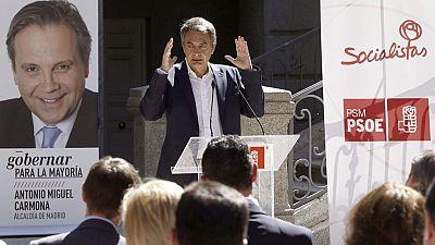 Recta final de la campaña para las autonómicas y municipales del 24 de Mayo