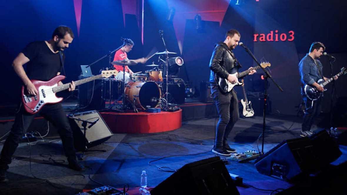 Los conciertos de Radio 3 - Correos - Ver ahora