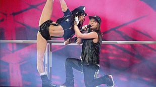 """Eurovisión 2015 - Semifinal 1 - Moldavia: Eduard Romanyuta canta """"I want your love"""""""