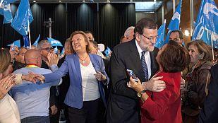 Rajoy insiste en que de lo que se habla es de la creación de empleo
