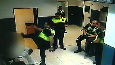 Juicio contra cuatro policías locales de Palma acusados de torturar a un detenido