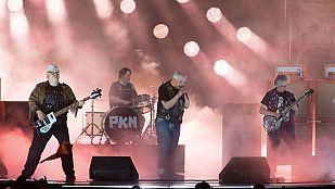 """Eurovisión 2015 - Semifinal 1 - Finlandia: Pertti Kurikan Nimipäväit canta """"Aina Mun Pitää"""