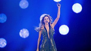 """Eurovisión 2015 - Semifinal 1 - Grecia: Maria Elena Kyriakou canta """"One Last Breath"""""""