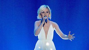 """Eurovisión 2015 - Semifinal 1 - Rusia: Polina Gagarina canta """"A million voices"""""""