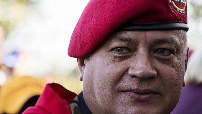 El presidente de Venezuela dice que quien se mete con Cabello se mete con él