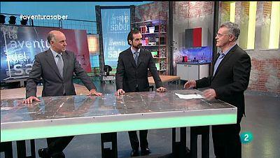 La Aventura del Saber. Arturo de las Heras junto a Julio Rodr�guez.#ConstruyeTuEmpresa. Red de mentores de Madrid