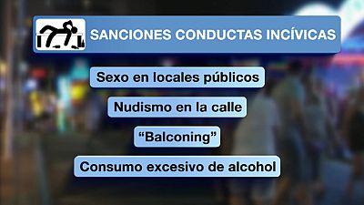 El ayuntamiento de Calviá prohíbe beber y vender alcohol en la calle, y sancionará las conductas incívicas