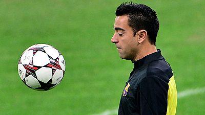 Las 17 temporadas que ha estado Xavi en el Barça han sido espectaculares, desde sus inicios, complicados por las comparaciones con Guardiola, hasta los mejores años de la historia del Barça. El '6' ha cambiado la historia de su club y del fútbol espa