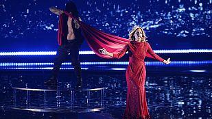 Eurovisión 2015 - Segundo ensayo de Edurne