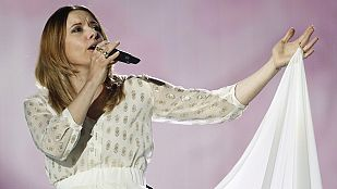 Eurovisión 2015 - Semifinal 2 - Polonia: Monika Kuszynska canta 'In The Name Of Love'