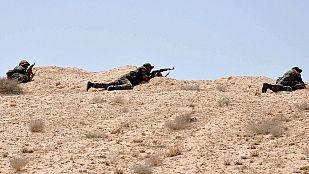 El paso de Al Walid cae en manos del Estado Islámico