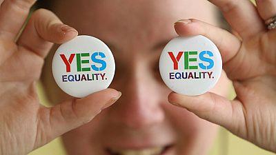 Si Irlanda aprueba el matrimonio gay se convertirá en el país número 19 que lo permite