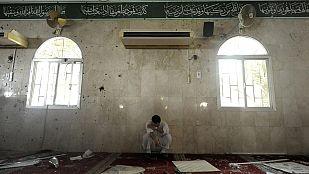 Decenas de muertos en un atentado suicida en una mezquita chií de Arabia Saudí