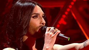 Eurovisión 2015 - 60º Aniversario - Austria (2014)