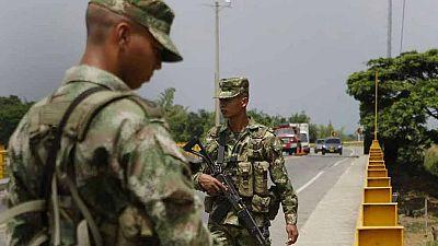 El presidente de Colombia advierte que están preparados para posibles represalias