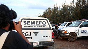 Al menos 43 muertos en enfrentamientos en Michoacán en Méjico