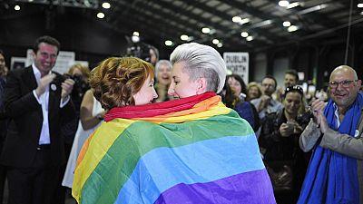 Termina el recuento de votos en Irlanda sobre el referéndum del matrimonio homosexual